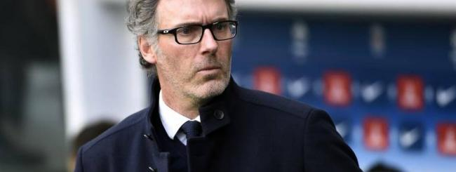 Laurent Blanc soon back on the bench.