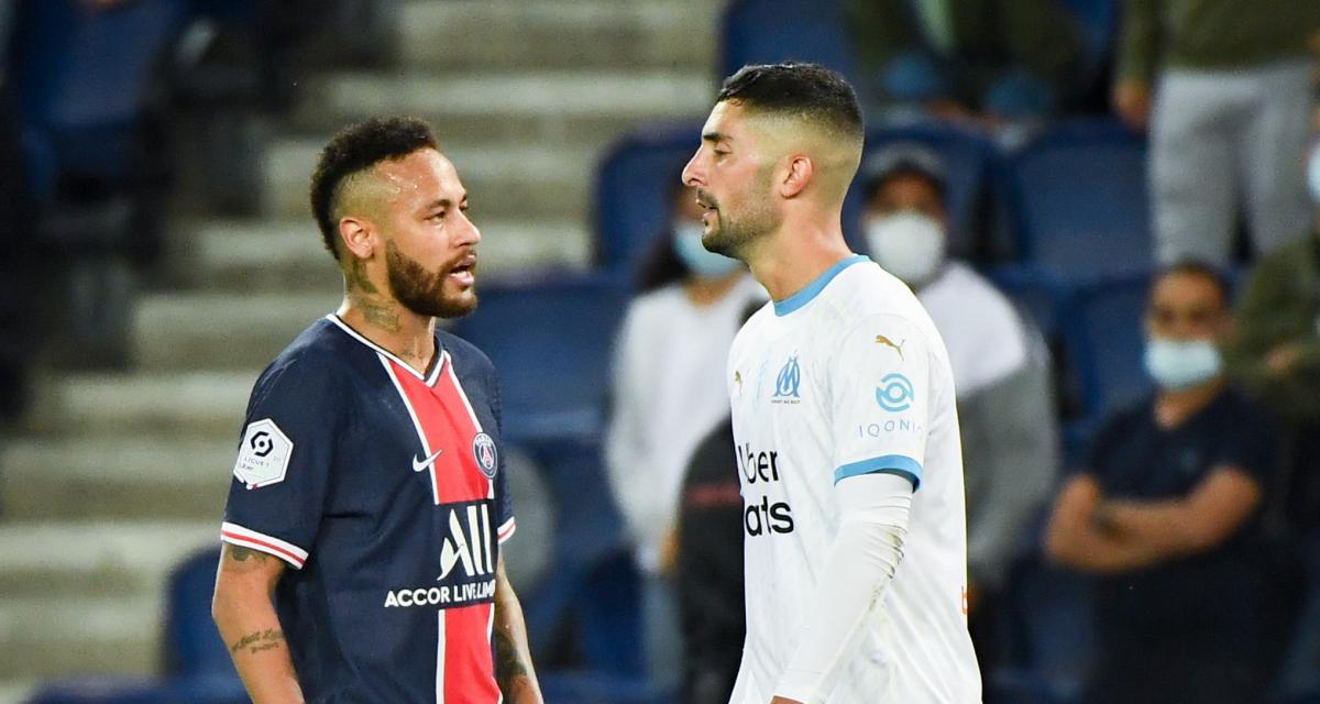PSG-OM : Alvaro Gonzalez's agent sent a warning to Neymar! -